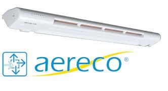AERECO szellőztető műanyag ablakhoz