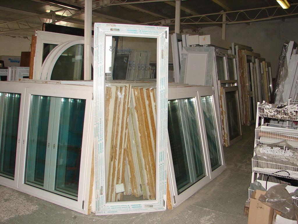 Új műanyag ablakok, erkélyajtók