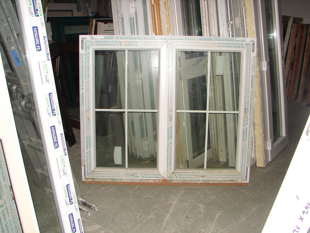 Bontott ablakok, fa és műanyag használt nyílászárók - Hírek
